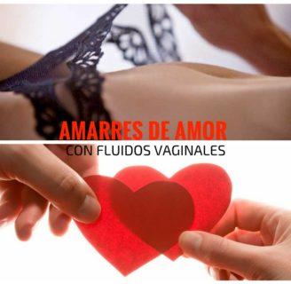 Amarres De Amor Con Fluidos Vaginales