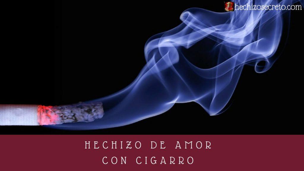 hechizo de amor con cigarro para enamorar