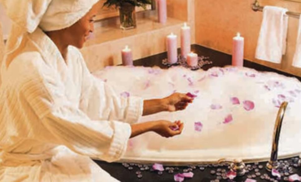 Baño de purificación