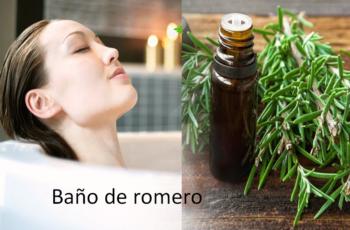 Baño de romero