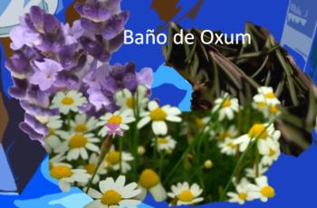 Baño de Oxum