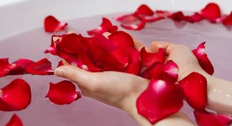 baño para el amor