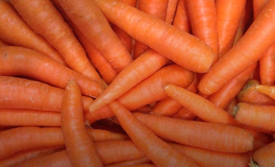 Ritual con zanahorias