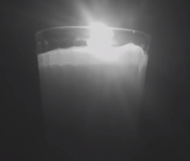 Ritual de la vela blanca