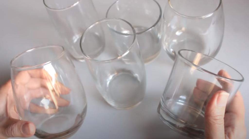 Ritual de los vasos