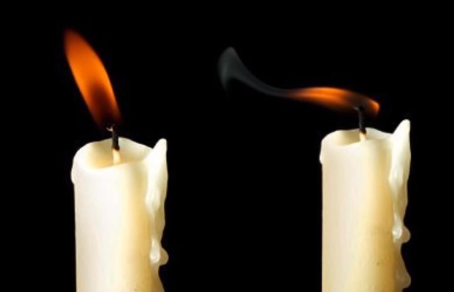 Ritual de velas blancas para el amor