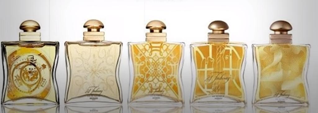 algunos perfumes para el amor