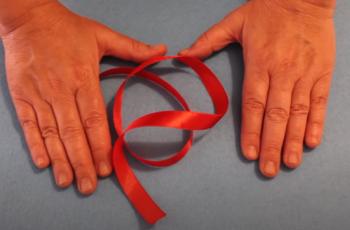 cinta roja para el amor