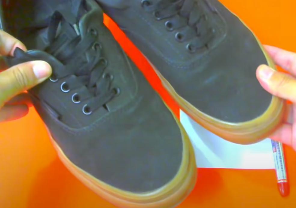 el ritual de los zapatos de chancleta