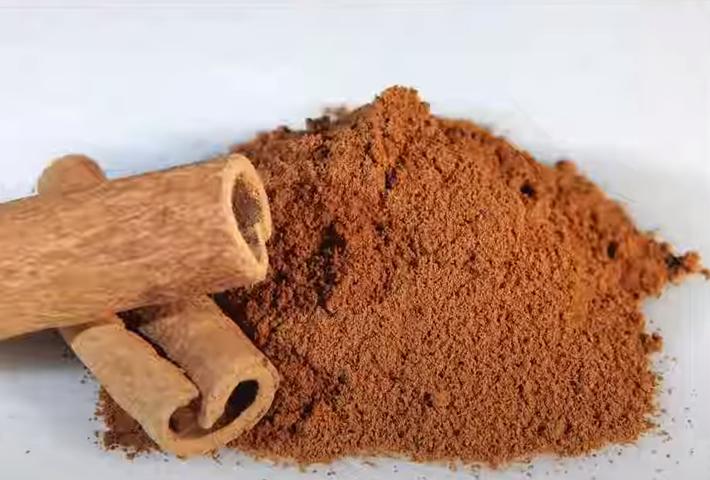 ritual con canela en polvo