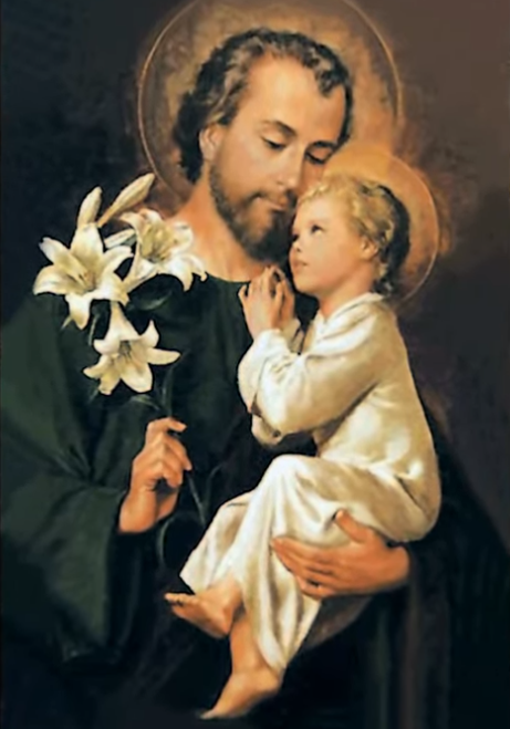 ritual de san José para lograr su deseo