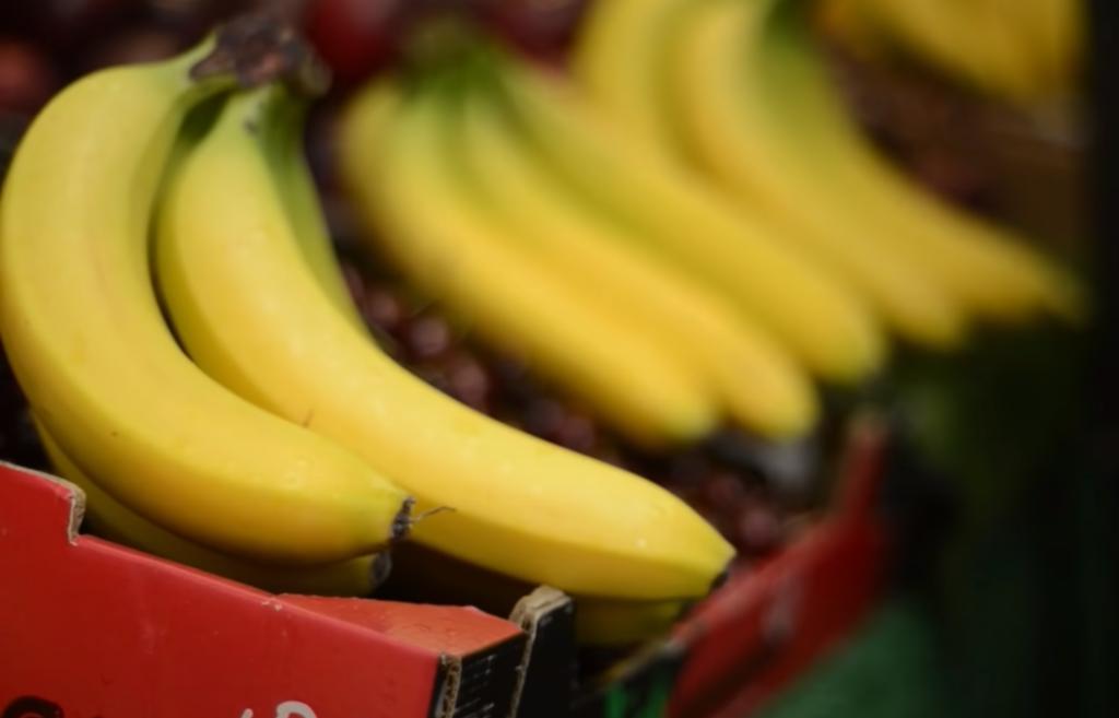 ritual del plátano