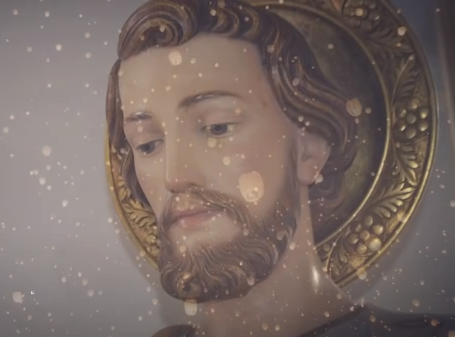 rituales de san José