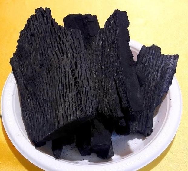 rituales del carbón