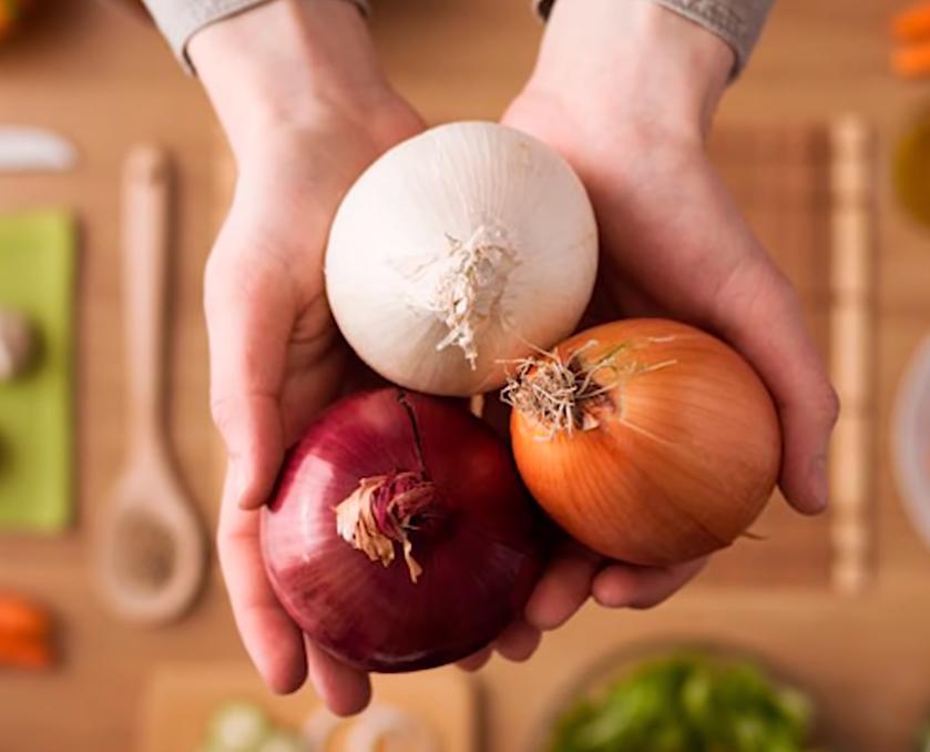 tipos de cebollas útiles para el ritual de amor