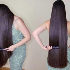 Ritual de la luna para hacer crecer el cabello