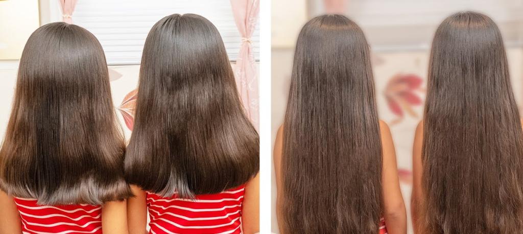 Ritual para hacer crecer el cabello