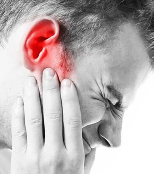 curar el zumbido de oídos